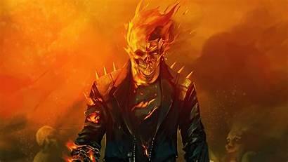 Ghost Rider 4k Artwork Wallpapers Laptop 1080p