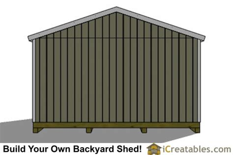 best 16x20 shed plans 16x20 gable shed plans large backyard shed plans