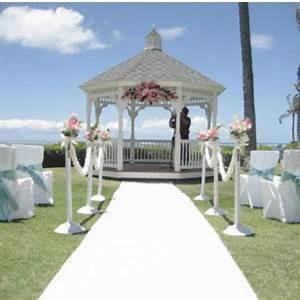 Tapis Blanc Mariage : tapis blanc mariage tapis d 39 glise ou salle badaboum ~ Teatrodelosmanantiales.com Idées de Décoration