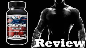 Aps Nutrition  Creatine Nitrate Supplement Review