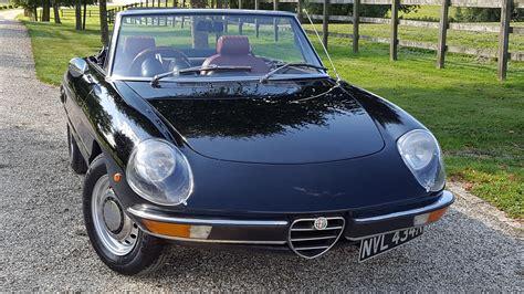 Used Alfa Romeo Spider Spider Rare And Desirable Model Has