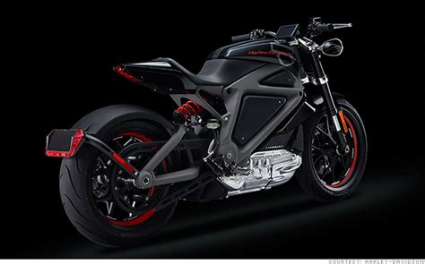 harley davidson unveils   electric hog jun