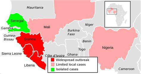 West African Ebola Virus Epidemic Wikipedia