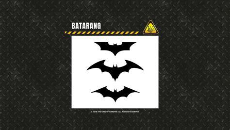 batarang template  king  random