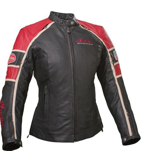 ladies motorcycle clothing ladies retro jacket indian motorcycle indian motorcycle