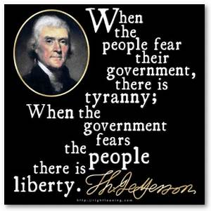 How the hell sh... Liberty Vs Freedom Quotes