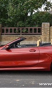 Feel the Wind in Your Hair with the BMW M8 Convertible ...
