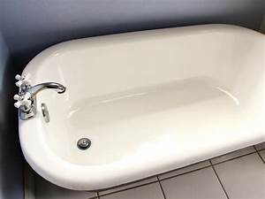 How To Refinish A Bathtub How Tos DIY
