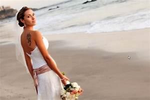 The appropriate beach wedding dresses for Beach wedding bride dresses
