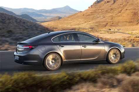 vauxhall opel opel vauxhall insignia facelift full details and photos
