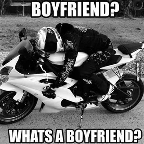 Biker Chick Meme - 17 best ideas about motorcycle humor on pinterest motorcycle quotes motocross funny and