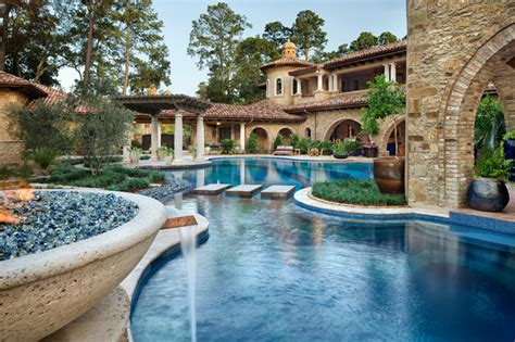 mediterranean swimming pools 20 artistic mediterranean swimming pool designs you re going to fall in love with