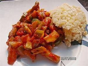 Zucchini Tomaten Gemüse : zucchini gem se mit gr nen bohnen und tomaten rezept mit bild ~ Whattoseeinmadrid.com Haus und Dekorationen