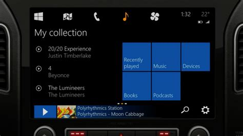 Car Apps Windows 10 by Microsoft S Own Carplay Is Predictably Called Windows In