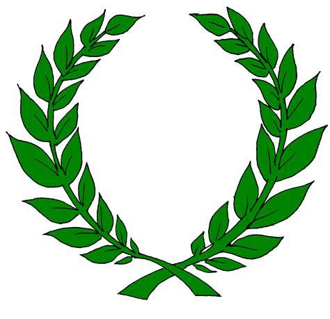 laurel wreath clipart clipartsco