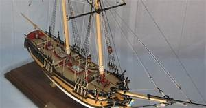 Scale Models By Josh Smith  Schooner Sultana