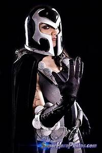 Rule 63 Magneto Cosplay by Lady Annaka