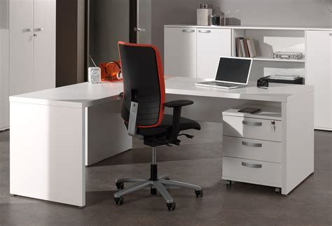bureaux contemporains bureau d 39 angle contemporain blanc octavia ii bureau d