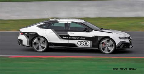 Audi Rs 7 Piloted Driving Concept Hockenheim The