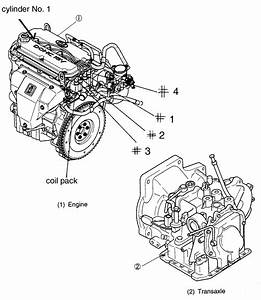 2001 Kia Rio Spark Plug Wire Diagram
