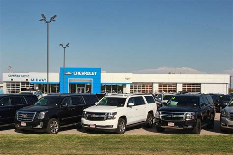 Midway Chevrolet Buick Gmc Cadillac  Bd Construction