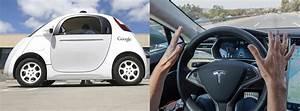 Google's self-driving car vs Tesla Autopilot: 1.5M miles ...