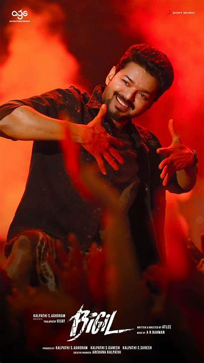 Bigil Vijay Stills Actor Wallpapers Linksind Movies