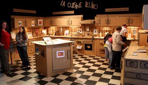 expo cuisine exposition illiko cuisine en scénographie de lili