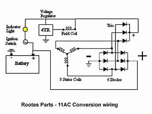Nippondenso Alternators Wiring Diagram