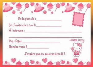 Cartons De Déménagement Gratuit : carte invitation anniversaire imprimer gratuite fille ~ Melissatoandfro.com Idées de Décoration