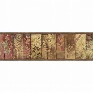 York Wallcoverings Sunflower Wallpaper Border