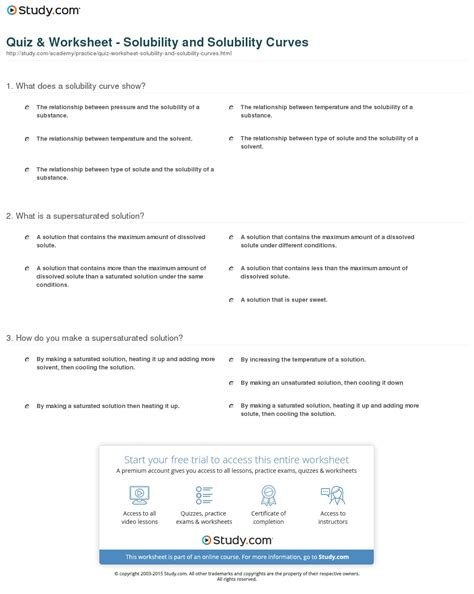 solute and solvent worksheet free worksheets library
