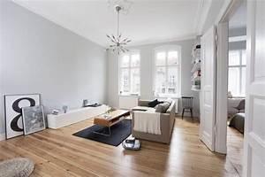Small, Apartment, In, Poznan, Poland, Showcases, Cool, Scandinavian, Minimalism