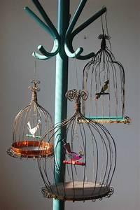 Cage Oiseau Deco : 17 meilleures id es propos de cages oiseaux sur pinterest d cor de cage oiseaux milieu ~ Teatrodelosmanantiales.com Idées de Décoration