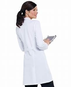 Grey's Anatomy Signature Women's 35 Inch 2 Pocket Lab ...