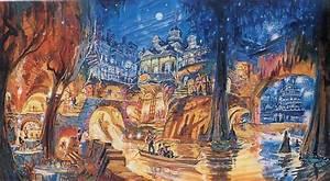 Art Concept Paris : disney village disneyland paris never built walt ~ Premium-room.com Idées de Décoration