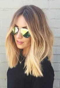Blonde Mittellange Haare : blonde haare trend 2018 ~ Frokenaadalensverden.com Haus und Dekorationen