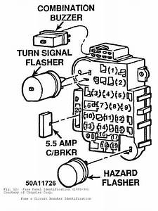 Fuse Block Diagram For 96 Xj - Naxja Forums