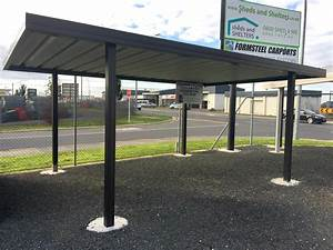 Formsteel Carports - Nz Made Kitset Carport