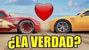 Vidéo De Cars 3 : cruz ramires en cars 3 es la nueva novia del rayo mcqueen la verdad youtube ~ Medecine-chirurgie-esthetiques.com Avis de Voitures