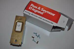 Pass  U0026 Seymour Legrand Pressure Sensitive Door Switch 15a