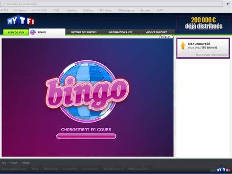 Bingo Sur Www.mytf1.fr/jeux