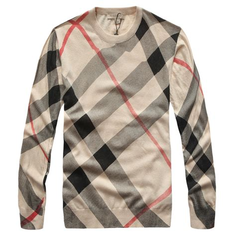 mens burberry sweater sweater tiles friperie des valeurs