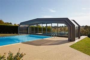 Abri Haut Piscine : abri de piscine haut angulaire adoss abri ~ Premium-room.com Idées de Décoration
