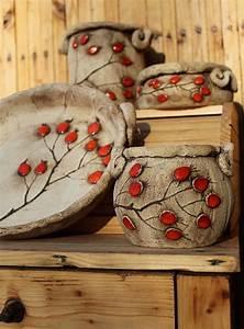 Lufttrocknende Modelliermasse Ideen : die besten 25 keramik ideen auf pinterest ton ziegel ~ Lizthompson.info Haus und Dekorationen