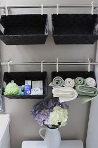 30, Diy, Storage, Ideas, To, Organize, Your, Bathroom