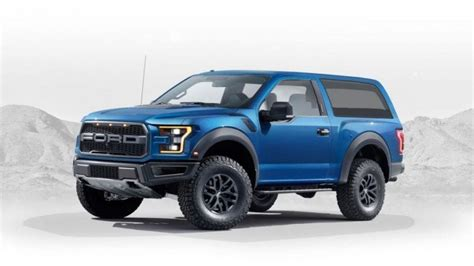 New Bronco Is Confirmed