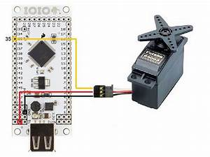 Android Arduino Control  Ioio Servo Motor Control