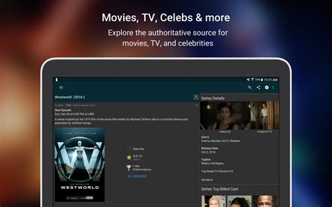 Now i am sure you have got enough information about the novie tv apk. IMDb Movies & TV APK Download - Free Entertainment APP for Android   APKPure.com