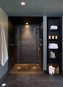 inspiration une douche a l39italienne douches italien With design salle de bain italienne